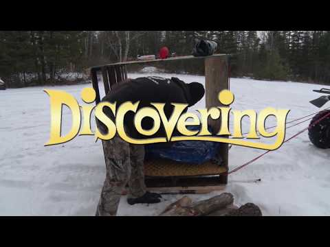 Discovering - Winter Camping on the Ice