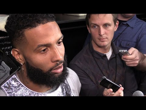 Odell Beckham Jr: 'It's tough when you lose,' Browns defeated by Seahawks