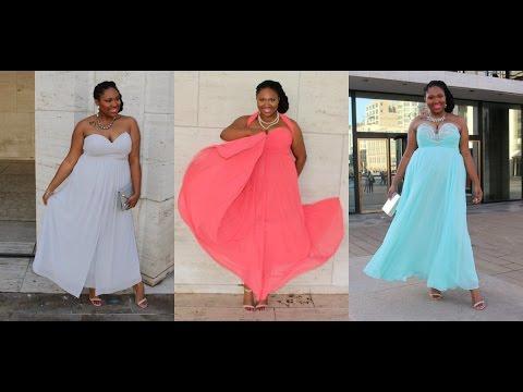 Plus Size Prom  Promgirl.com & HookedUp Shapewear. http://bit.ly/305t3FN