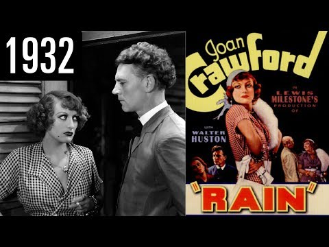 Rain -  Full Movie - GOOD QUALITY (1932)