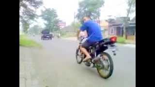 Setting Ninja Temanggung (faysal tembong North)