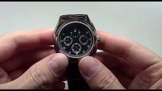 Carucci Bologna Authomatic Men's Watch Review Model: CA1112BK