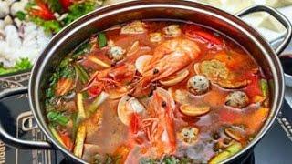 Cách nấu lẩu thái chua cay ngon và đơn giản tại nhà - Blog nấu ăn