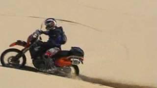 KTM 640 Adventure riding Australia Part 4