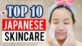 The BEST Selling JAPANESE SKINCARE you MUST TRY!!