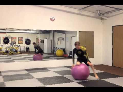 Jiu-jitsu Balance Ball Instructional 1
