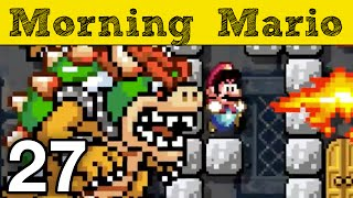 "Morning Mario #27 - ""Watch Yourself and That Spin!"""
