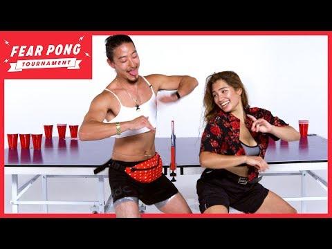 Fear Pong Tournament 2019: Round 1 (Alstein vs. Ilah) | Fear Pong | Cut