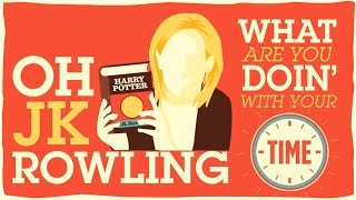 Repeat youtube video Oh JK Rowling - Kinetic Typography