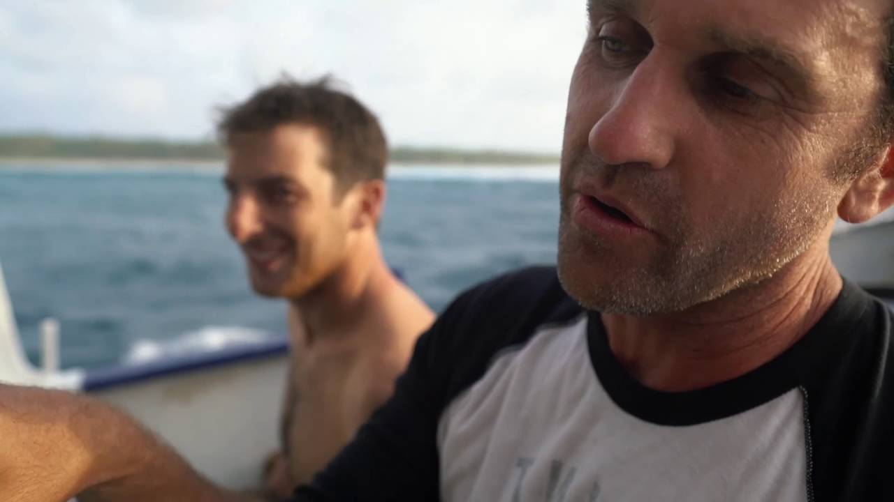 ​John John Florence & Kelly Slater Explore Marshall Islands