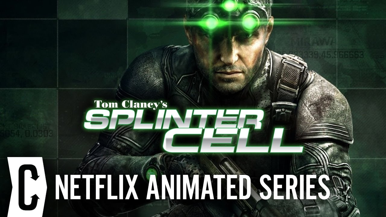 Splinter Cell Netflix Series Details: Episode Length, Animation and More
