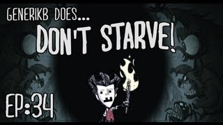 """Generikb Does """"Don't Starve"""" Ep34 - """"The Great Koalaphant Hunt!"""""""