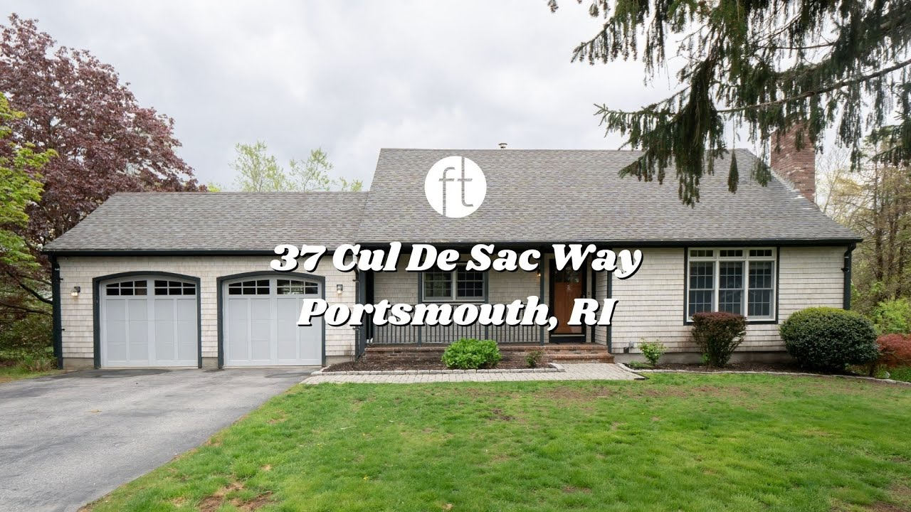 Tour of 37 Cul De Sac Way, Portsmouth