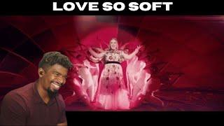 Kelly Clarkson - Love So Soft (Reaction!!)   If You Break It You Buy It!
