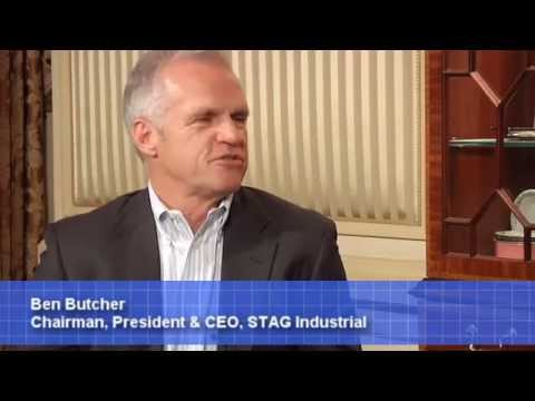 CEO Says STAG Industrial Benefitting from Diverse Portfolio