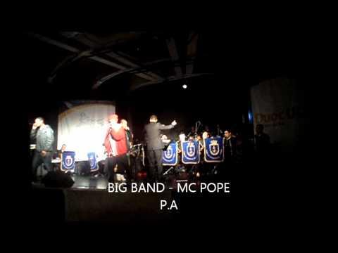BIG BAND  MC POPE - PepuntoA