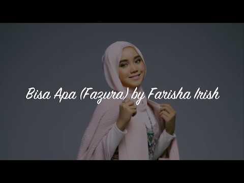 Bisa Apa - Fazura (Cover by Farisha Irish & Farez)