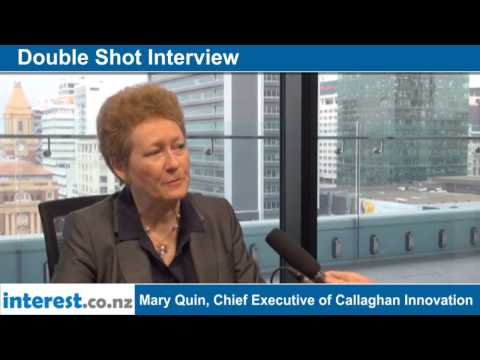 Double Shot Interview: Mary Quin, Chief Executive ...