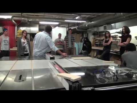 Syracuse University's College of Visual and Performing Arts_ Design_ Warehouse Tour