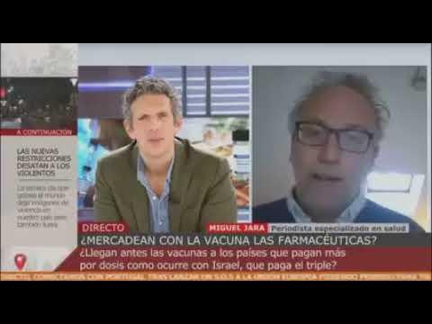 ¿Nos están tomando el pelo las farmaceúticas? Miguel Jara en 4Cuatro.