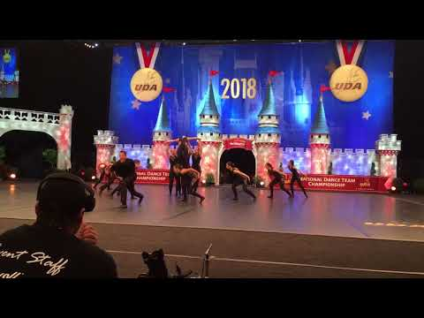 UDA NDTC 2018 - Hunterdon Central High School