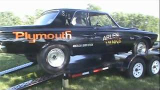 Super Stock 1963 Plymouth Savoy Max Wedge 10.68 @ 123mph