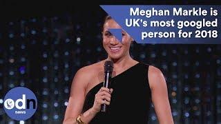 Meghan Markle is UK