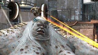 GOD OF WAR 2 #19 - Enormidade Horrenda! (Gameplay em Português PT-BR)