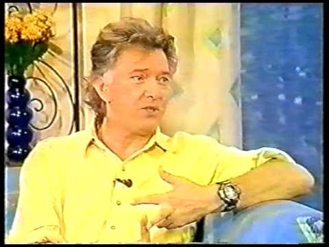 Martin Shaw - 1997 GMТV Interview