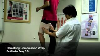 ALL PRO Health Center: Hamstring Compression Wrap