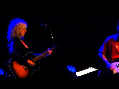 Skip James's Hard Time killing Floor Blues by Lucinda Williams Live at Brighton Dome 15 May 2013