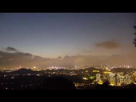 Sunset @ Sheung Shui