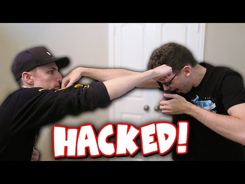 HACKING ANT AND POKE!! *YOU WON'T BELIEVE WHAT HAPPENED!*