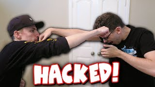 HACKING ANT AND POKE!! *YOU WON'T BELIEVE WHAT HAPPENED!* Mp3