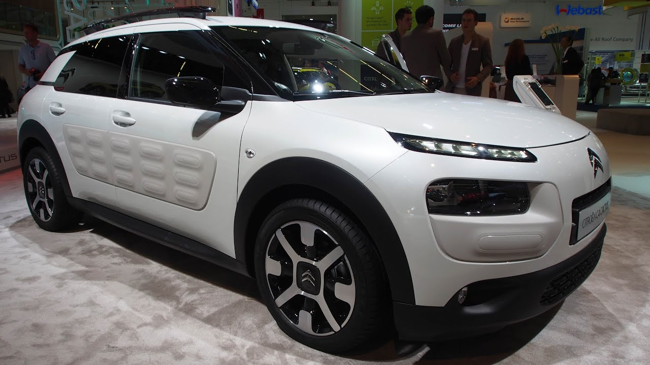 2016 citroen c4 cactus bluehdi 100 stop start etg6 shine exterior and interior walkaround. Black Bedroom Furniture Sets. Home Design Ideas
