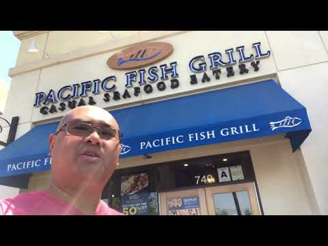 Aloha Guy - Pacific Fish Grill