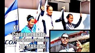 XI Campeonato Centroamericano de Marcha, San José, Costa Rica 2018