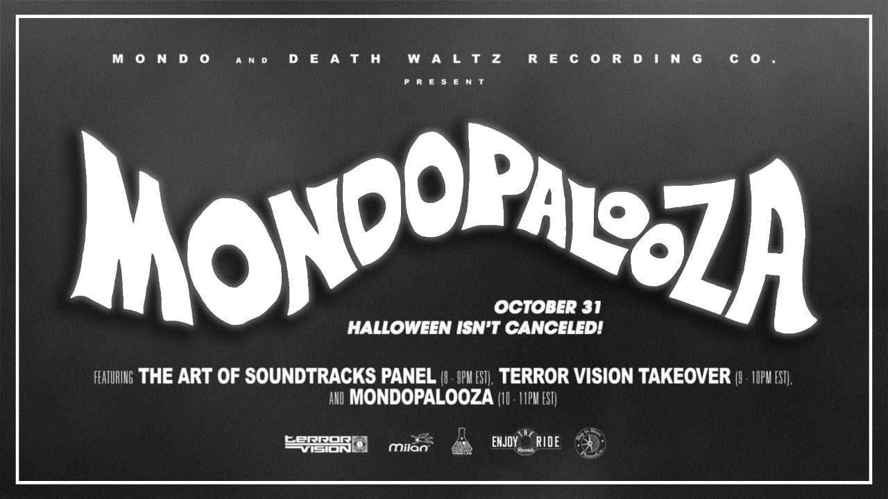 The Art of Soundtracks: Halloween Edition