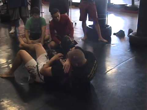 "Attacking the Turtle Guard Seminar- (Front Head Lock/Crucifix/Truck Position) - ""Bluejitsu"""