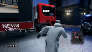 Watch_Dogs Online Hacking: helping the police do their job