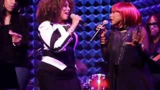 """Le Freak"" (Chic) - Alfa Anderson, Norma Jean Wright and Company Freak (Nov 22 2014)"