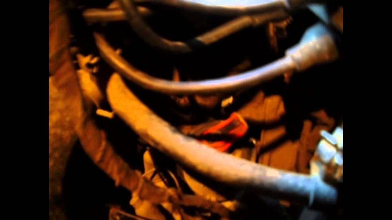 схема подключения проводов к свечам газель 406