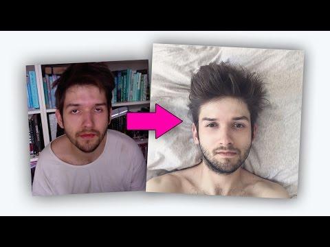 SCHÖNER AUSSEHEN auf Selfies ♡ | Michael Buchinger