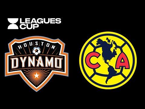 Resumen y Goles   Houston vs América   Leagues Cup 2019