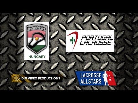 Hungary vs Portugal | International Lacrosse Showdown