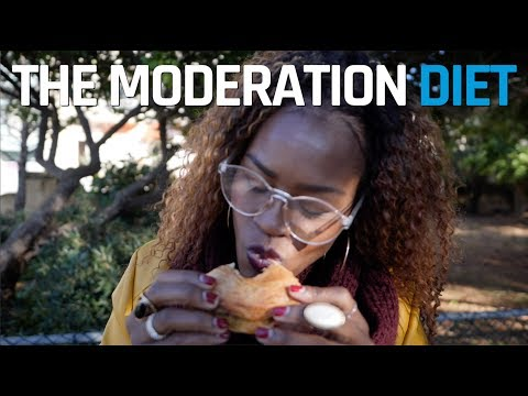 the MODERATION diet