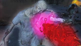 "FANTASTIC NEW ZOMBIES MAP! ""Call of Duty Zombies"" DIXMOR ASYLUM Custom Zombies Gameplay"