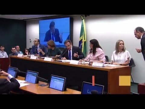 Intervenção no RJ: comissão externa realiza 1ª reunião - 14/03/2018