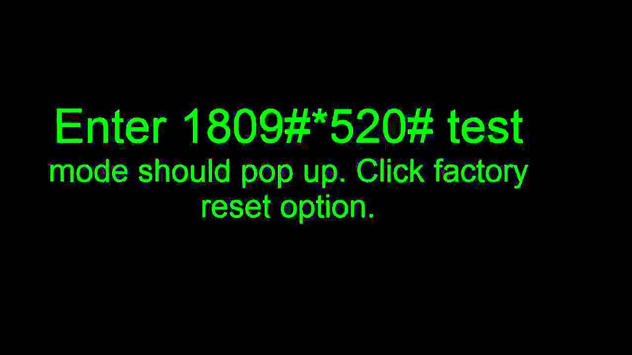 LG GW520 Factory Reset Videos - Waoweo