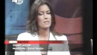 REClamlar, Hayri Cem,  Çetin Ziylan, Reklam Özdenetim Kurulu Bşk. - Demet İkiler,- 20 Mayıs 2004